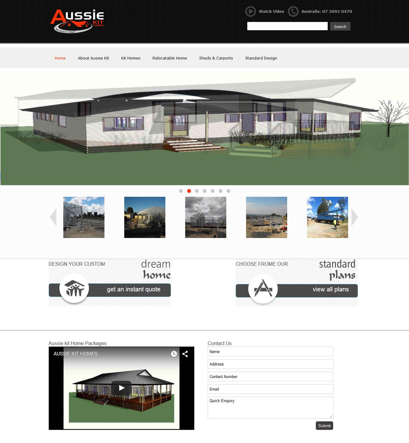 Aussie Kit Homes