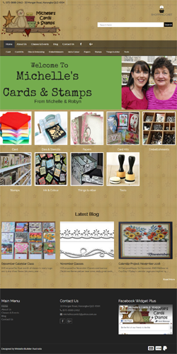 Michelles Cards And Stamps